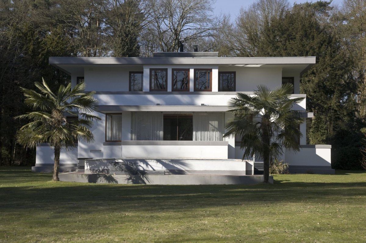 Among the oldest modernist houses in the EU is the Villa