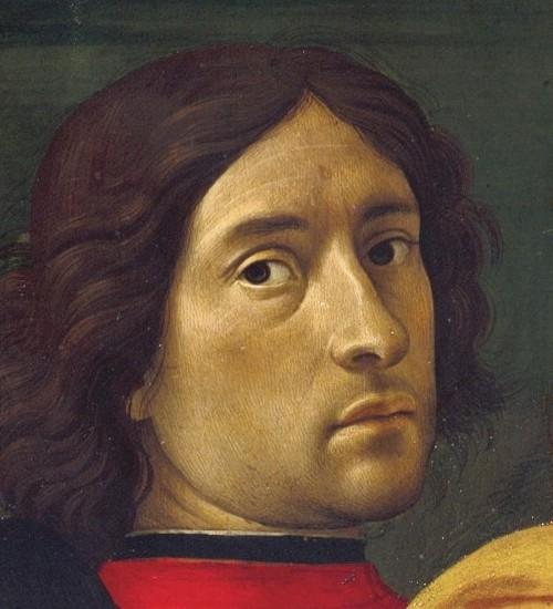 Доменико Гирландайо, предполааем автопортрет