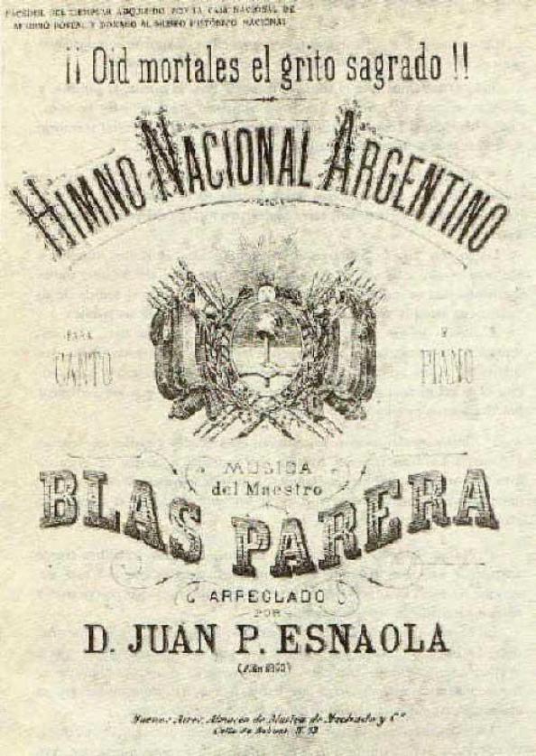 Partitura del Himno Nacional Argentino hallada en Bolivia.jpg