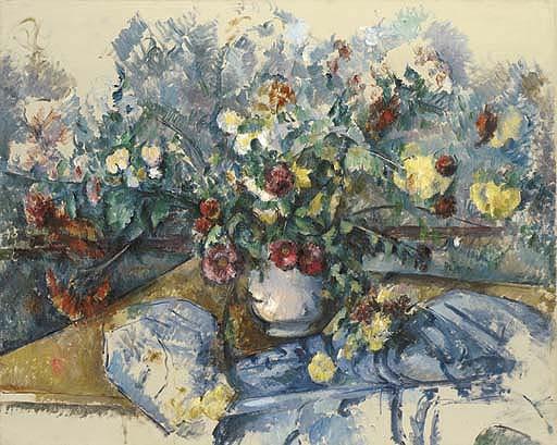 File paul c zanne grand bouquet de for Bouquet de fleurs wiki