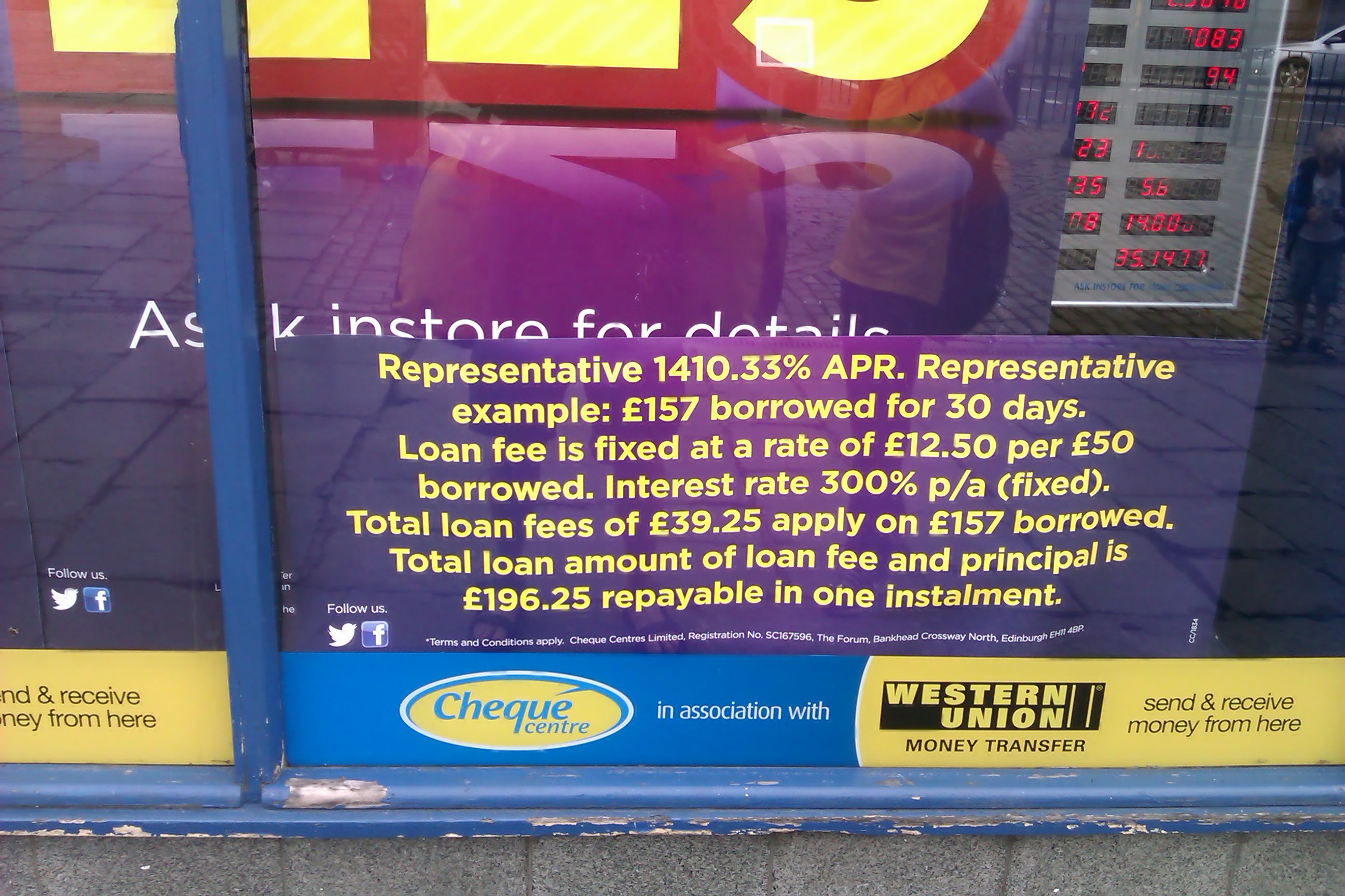 Wage Day Advance Reviews >> Payday Loans In The United Kingdom Wikipedia