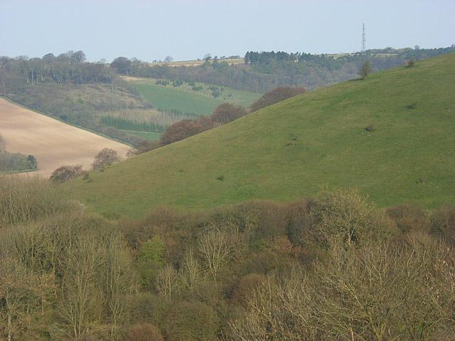 Pilot Hill - geograph.org.uk - 403571