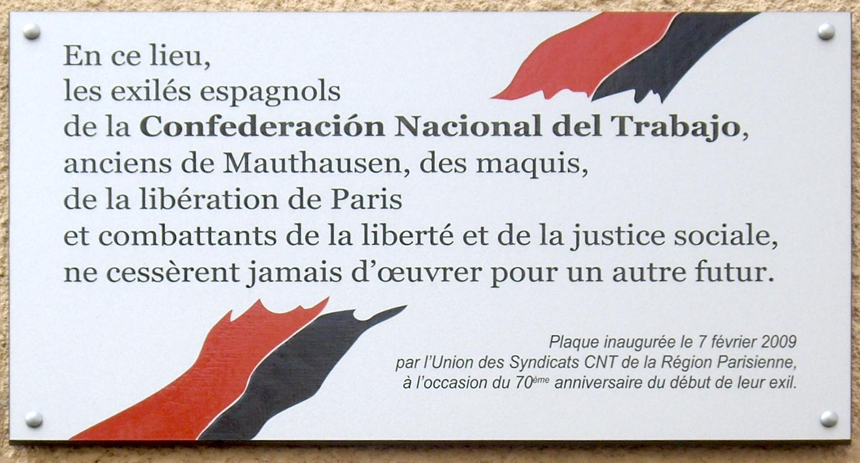 http://upload.wikimedia.org/wikipedia/commons/3/39/Plaque_Confederación_Nacional_del_Trabajo%2C_33_rue_des_Vignoles%2C_Paris_20.jpg