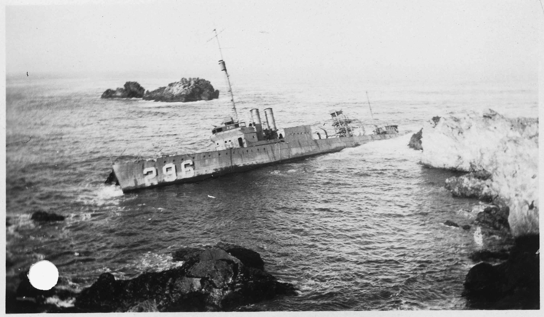 Soubor:Point Honda Shipwreck Site September 8, 1923, Santa Barbara Co.,