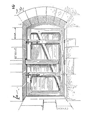 Systèmes défensifs Porte.cite.Carcassonne