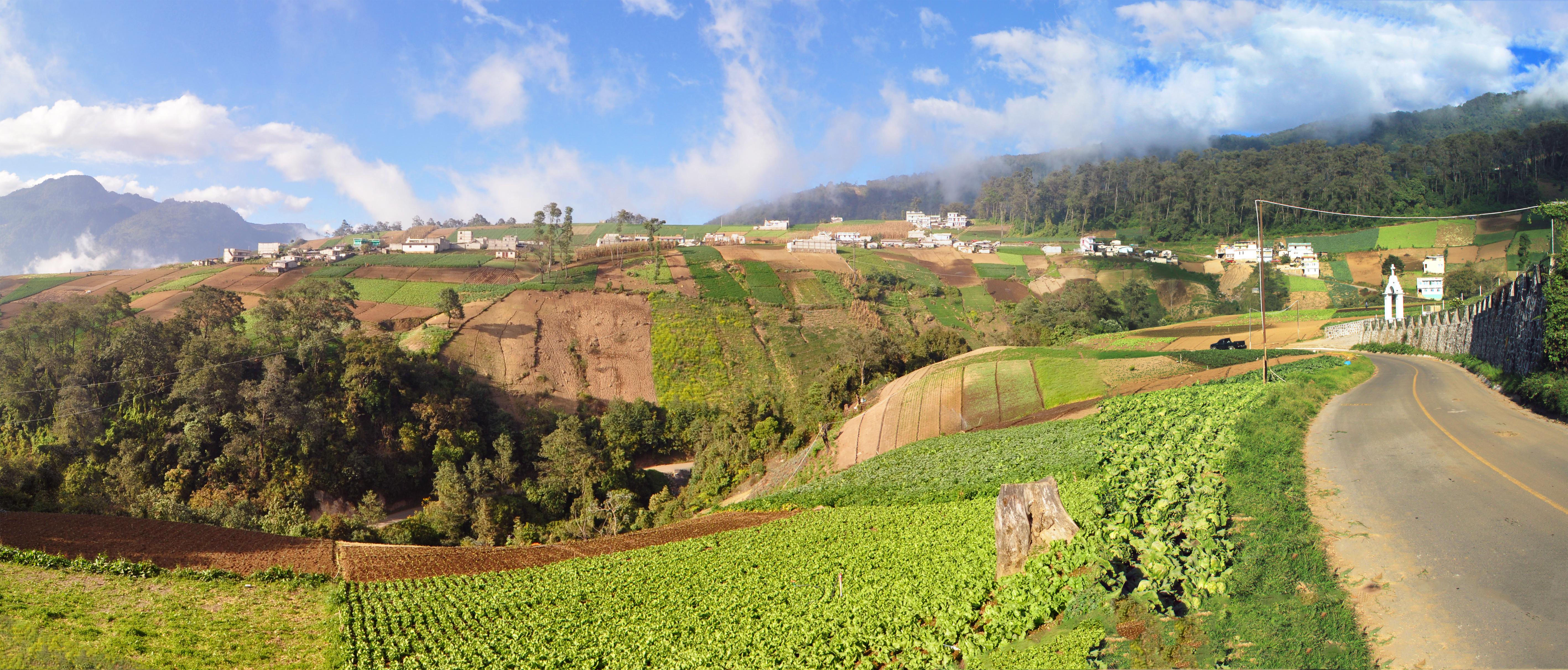 File Quetzaltenango farm highlands 2009