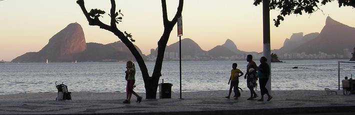 Rio de Janeiro vu de Niterói