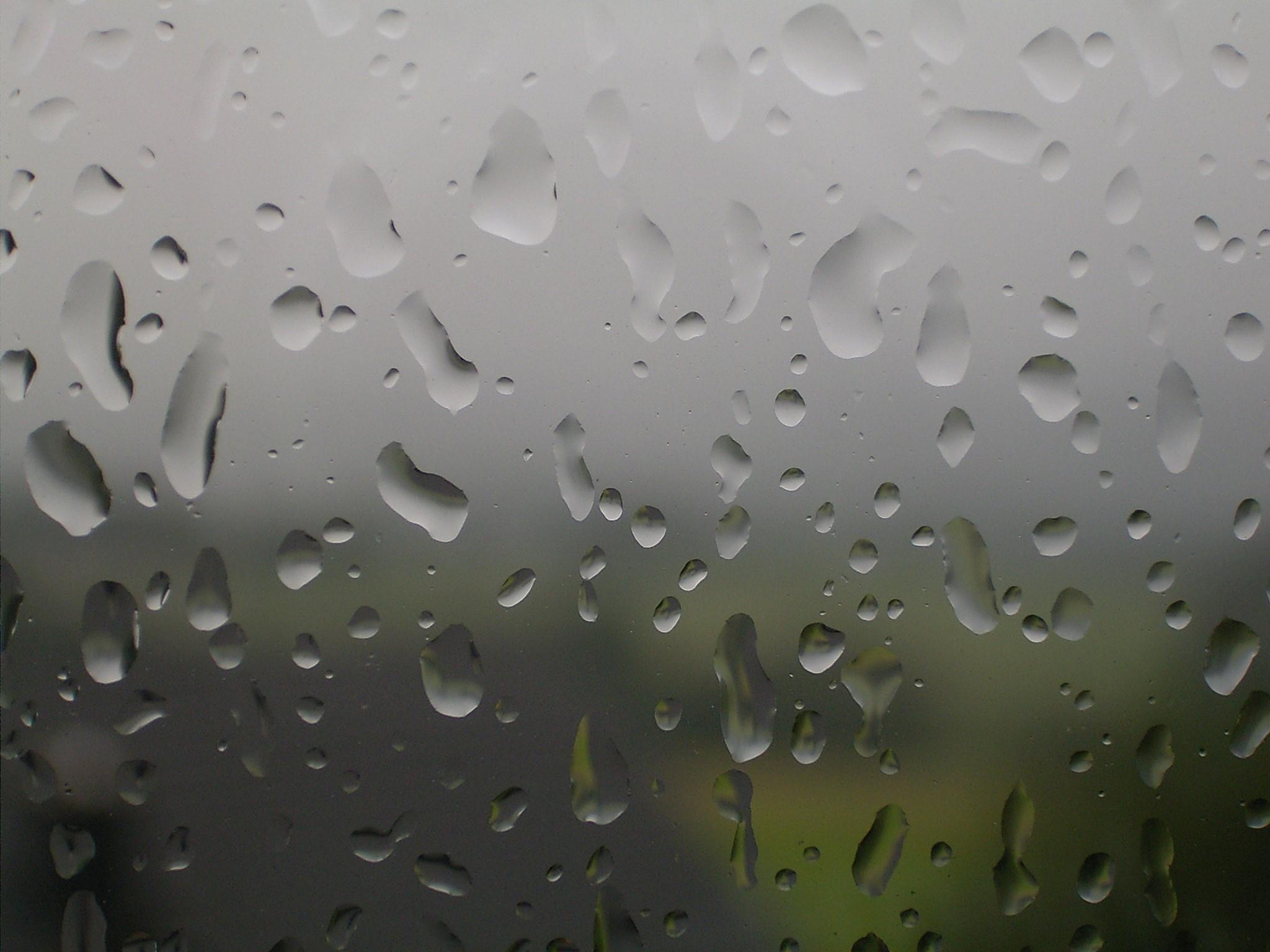 Unique Raindrops On Window 03 Iesjpg Throughout Decor