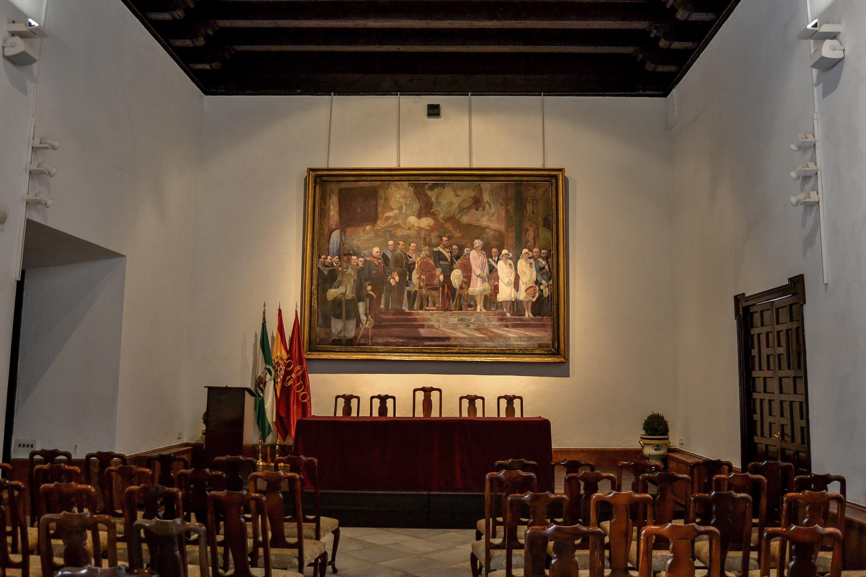 File real alc zar cuarto del wikimedia for Cuarto real alcazar sevilla