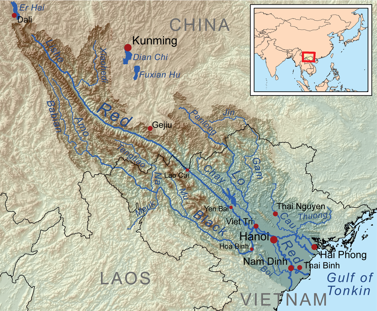 Red River Asia Wikiwand