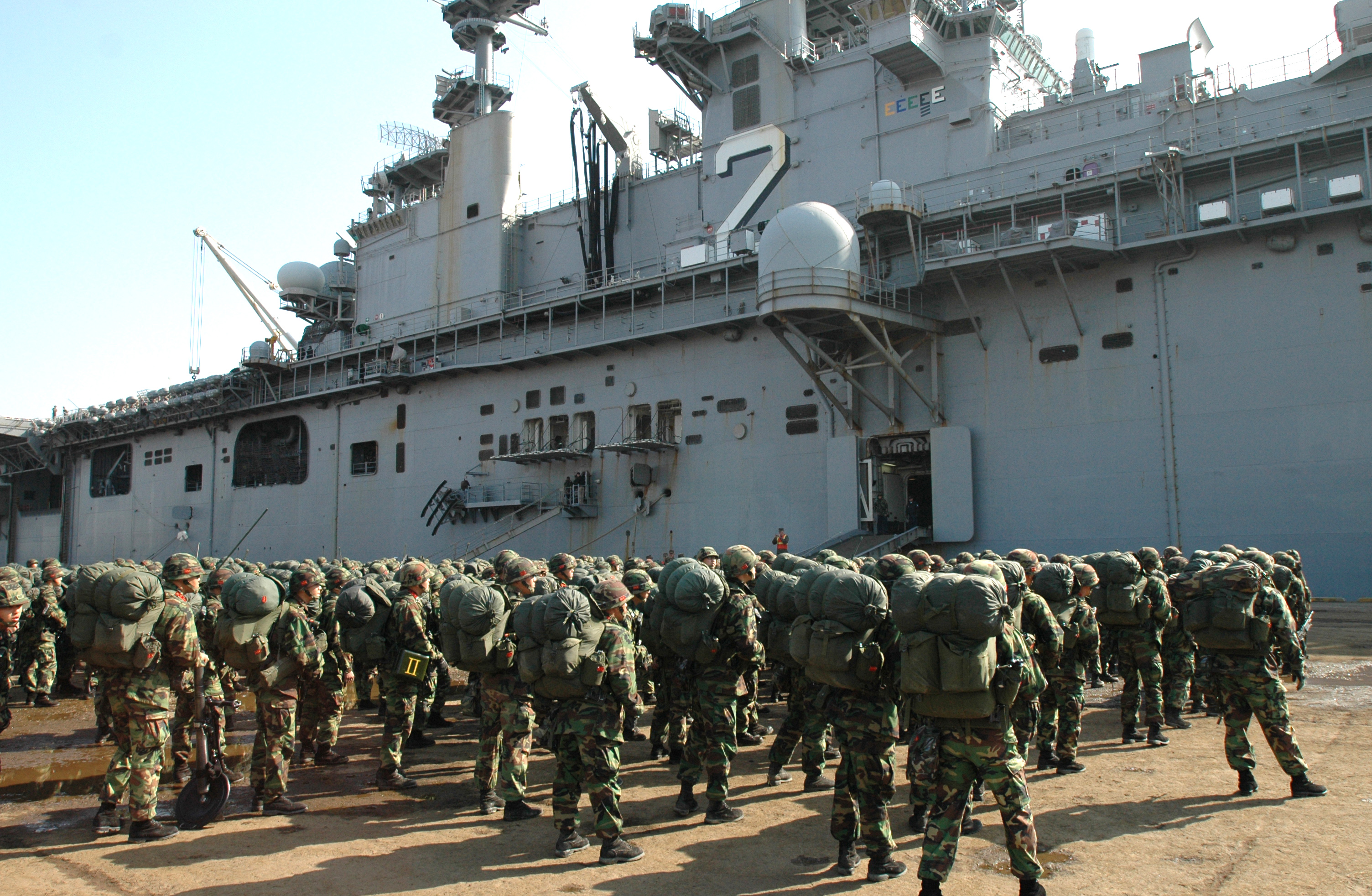 Republic of Korea Marine Corps | Military Wiki | FANDOM powered by Wikia