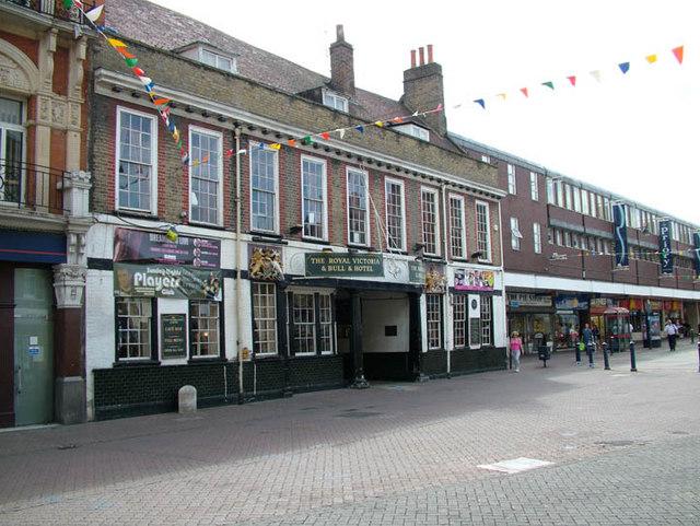 Royal Victoria Hotel Hastings History