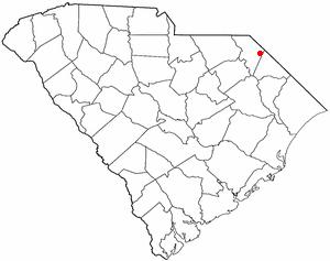Clio, South Carolina Town in South Carolina, United States