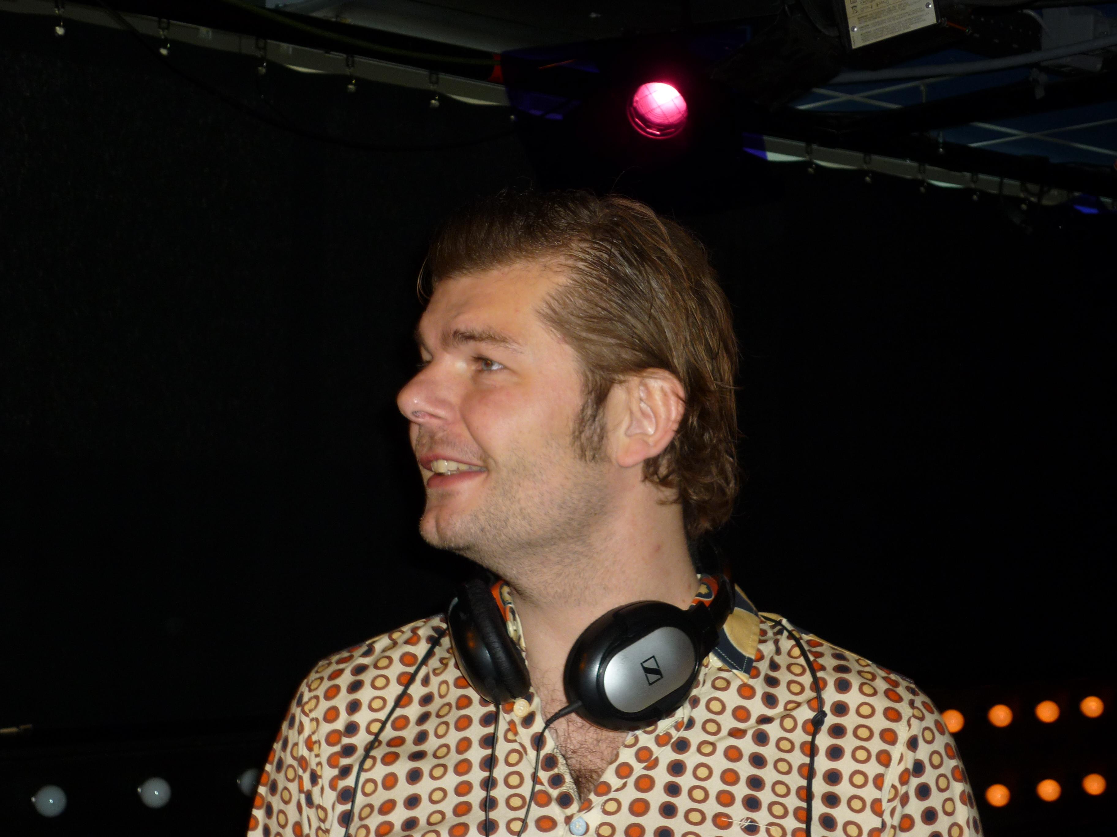 Photo de Sander Lantinga avec un hauteur de 182 cm et à l'age de 41 en 2018