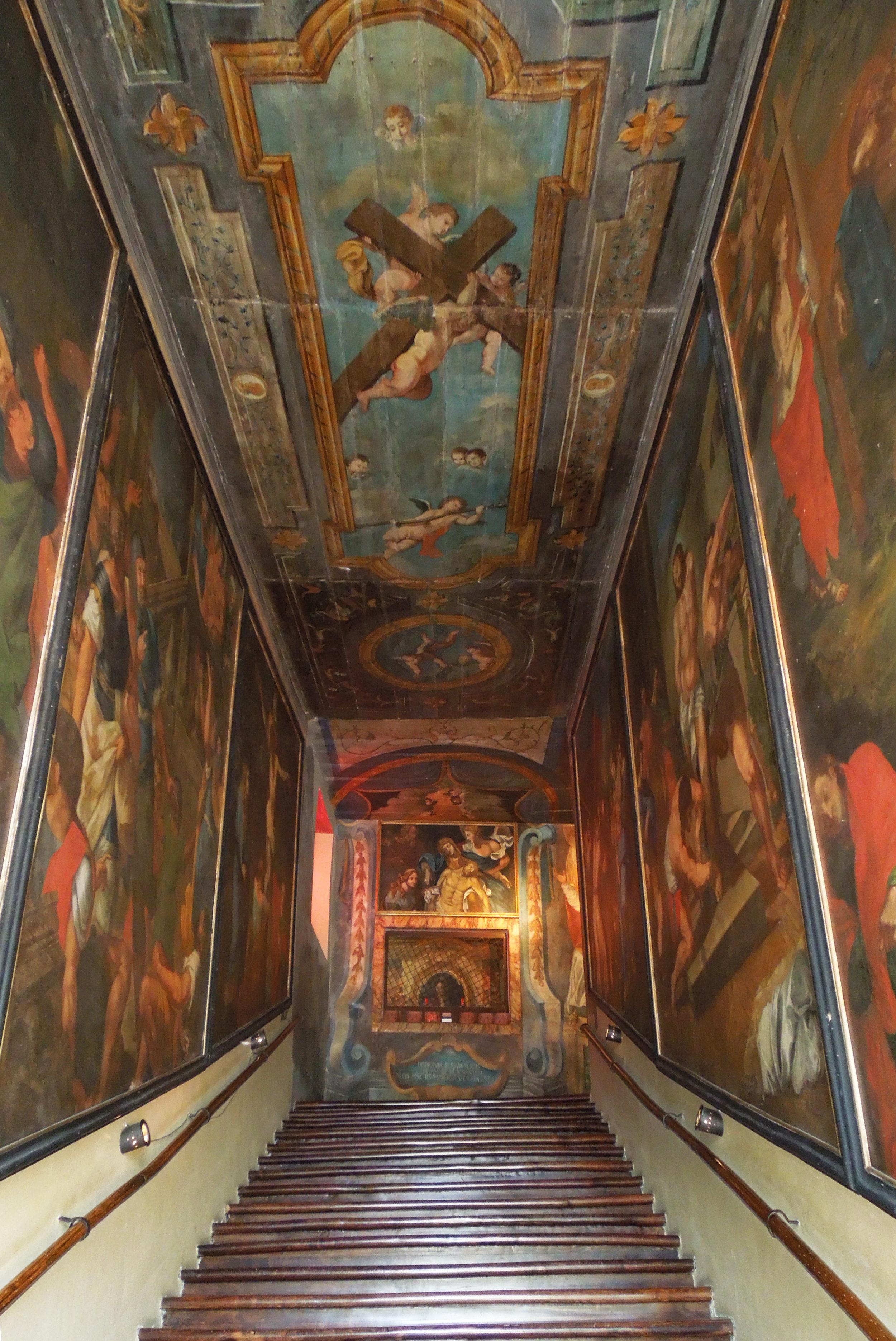 Scala Santa (Campli) - Wikiwand