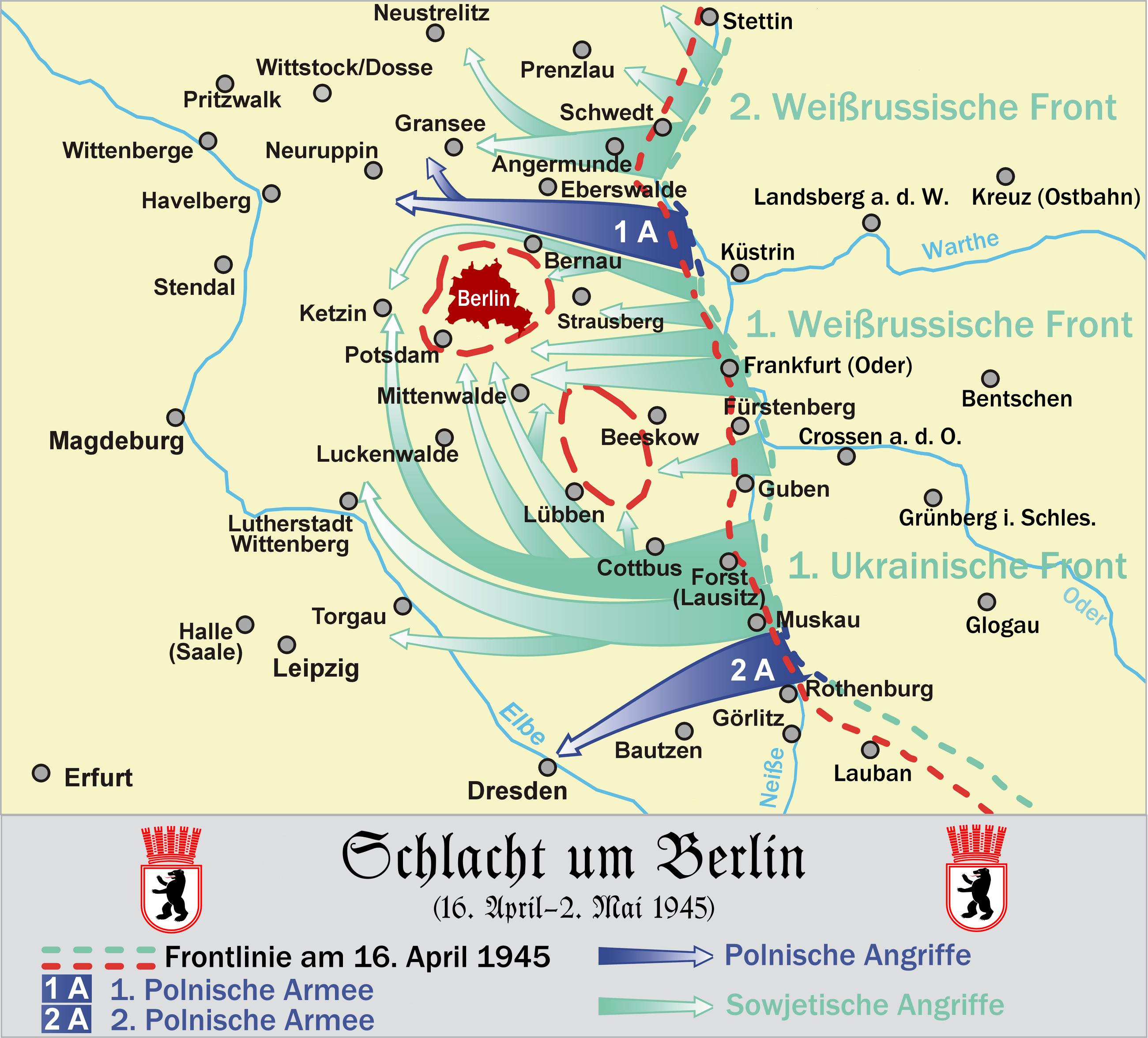 schlacht um berlin karte File:Schlacht um Berlin.png   Wikimedia Commons schlacht um berlin karte