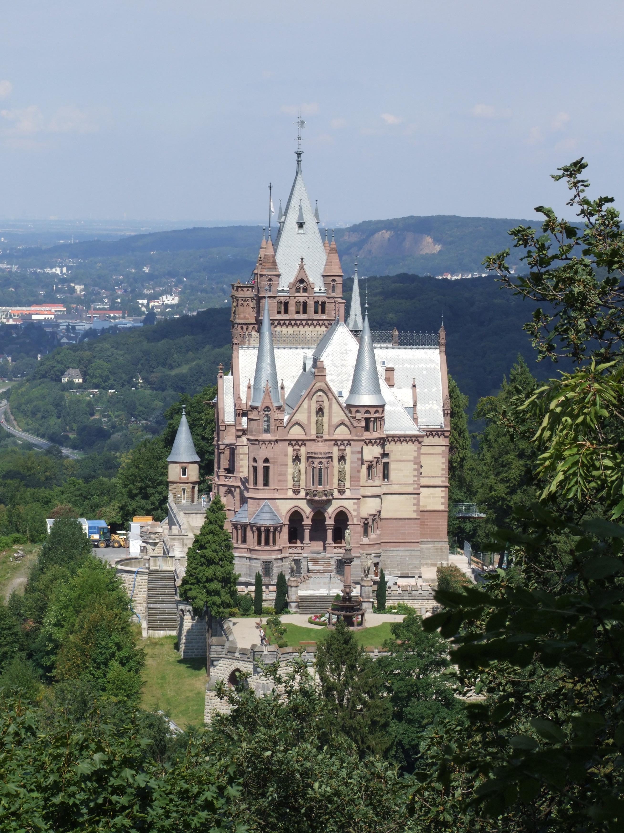 Gesellschaftsspiele Dragon Castle • DEUTSCH