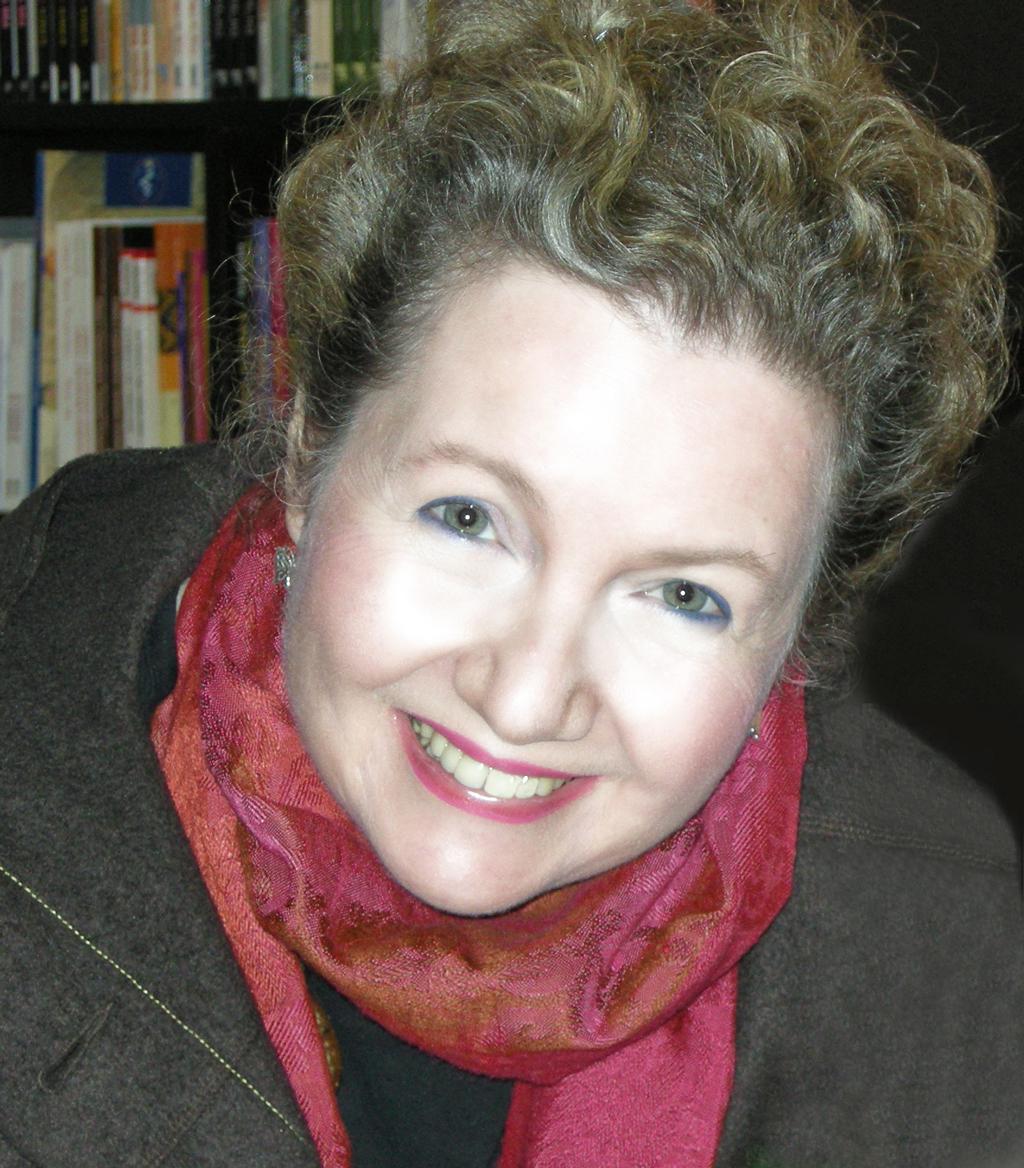Depiction of Sheila Leirner
