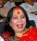 Sitara Devi Indian dancer