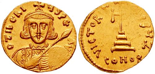 Файл:Solidus-Tiberius III-sb1360.4.jpg