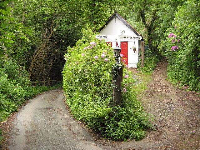 South West Coast Path near Martinhole - geograph.org.uk - 1601641