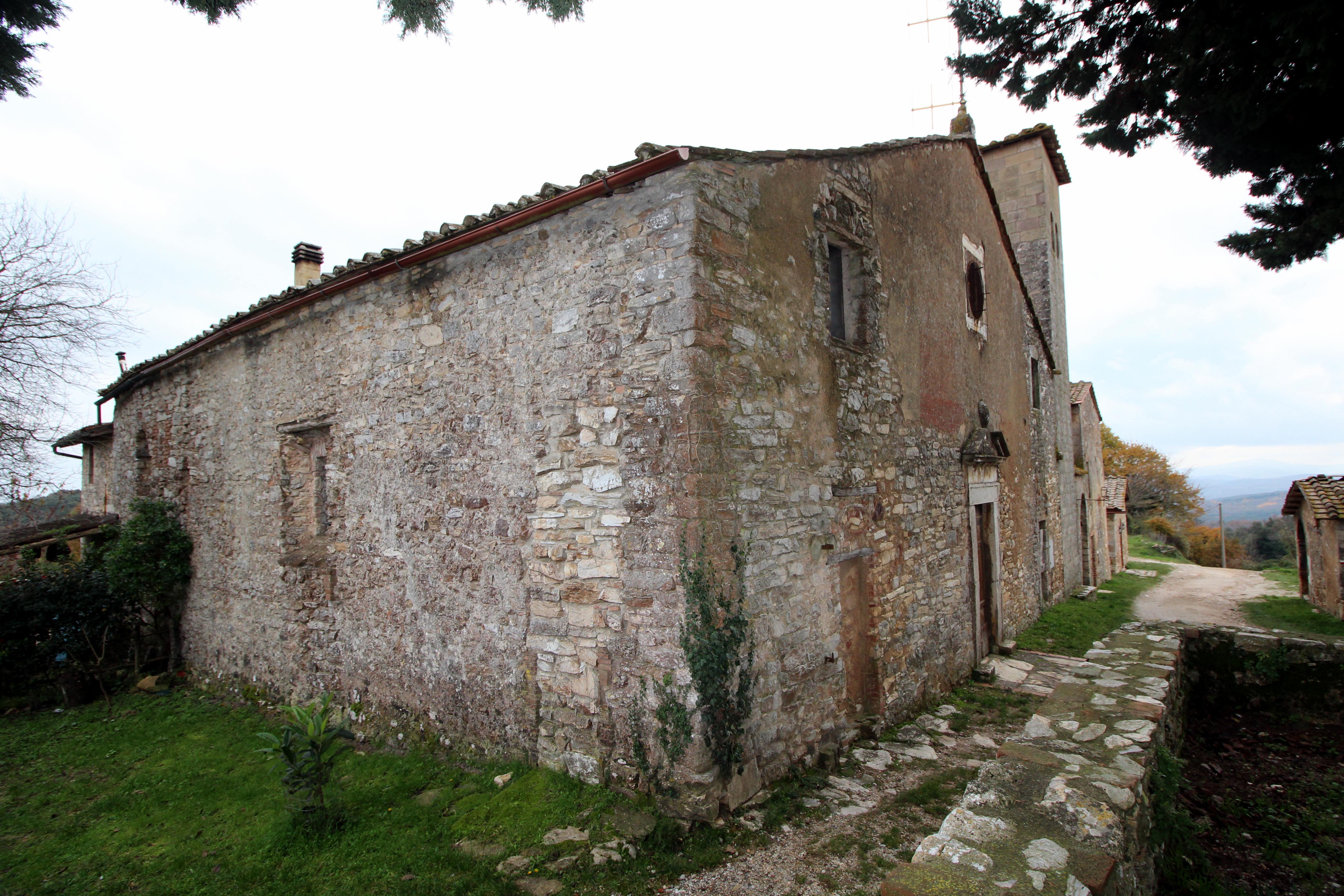 Trekking Pieve di San Giovanni Battista a Molli - Ponte della Pia