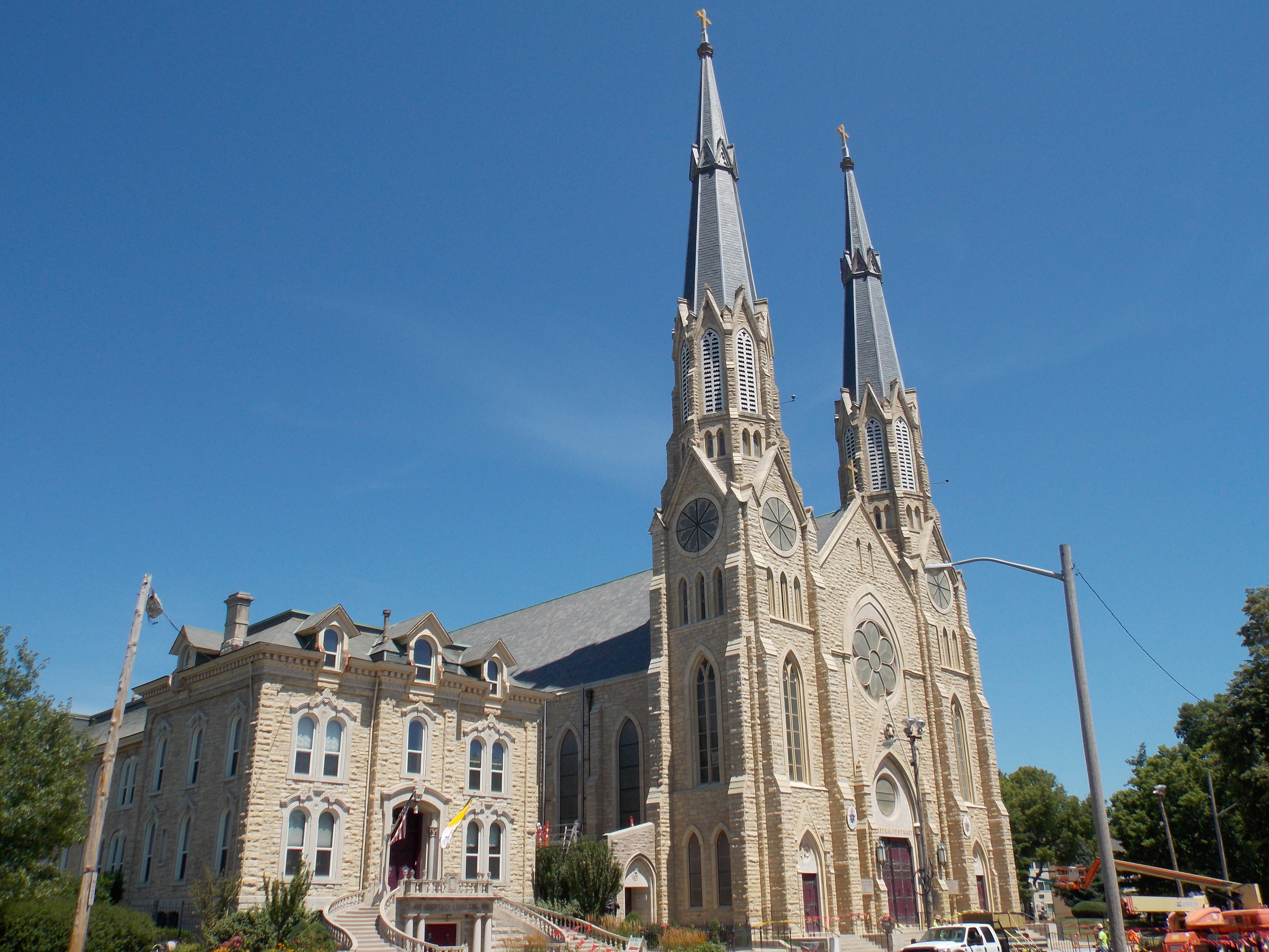 File st mary s cathedral peoria illinois jpg wikimedia commons