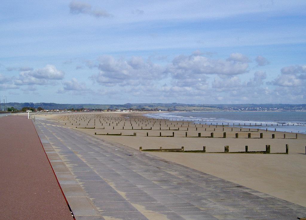 Beach  St