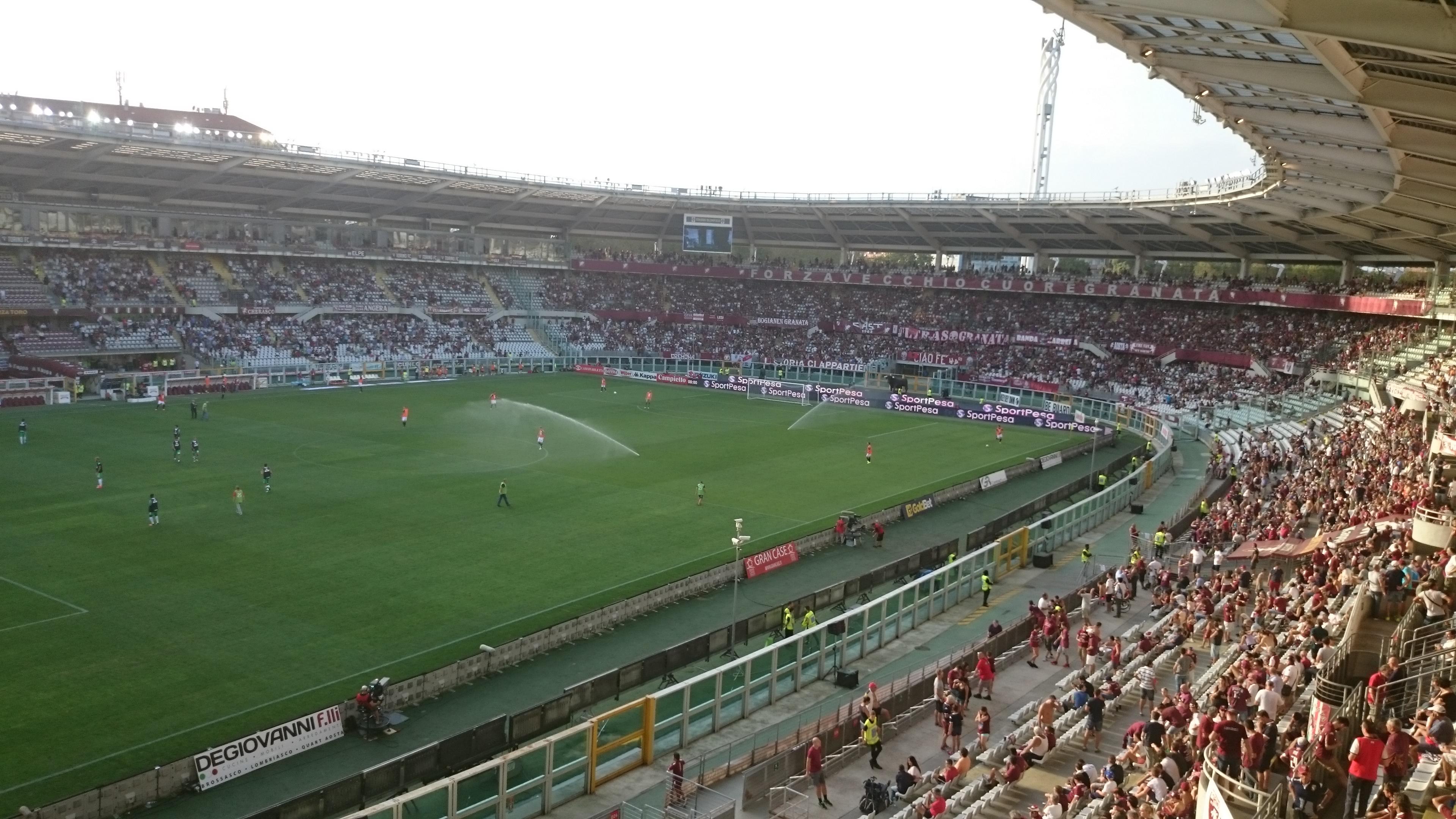 Stadio Olimpico Grande Torino Wikipedia
