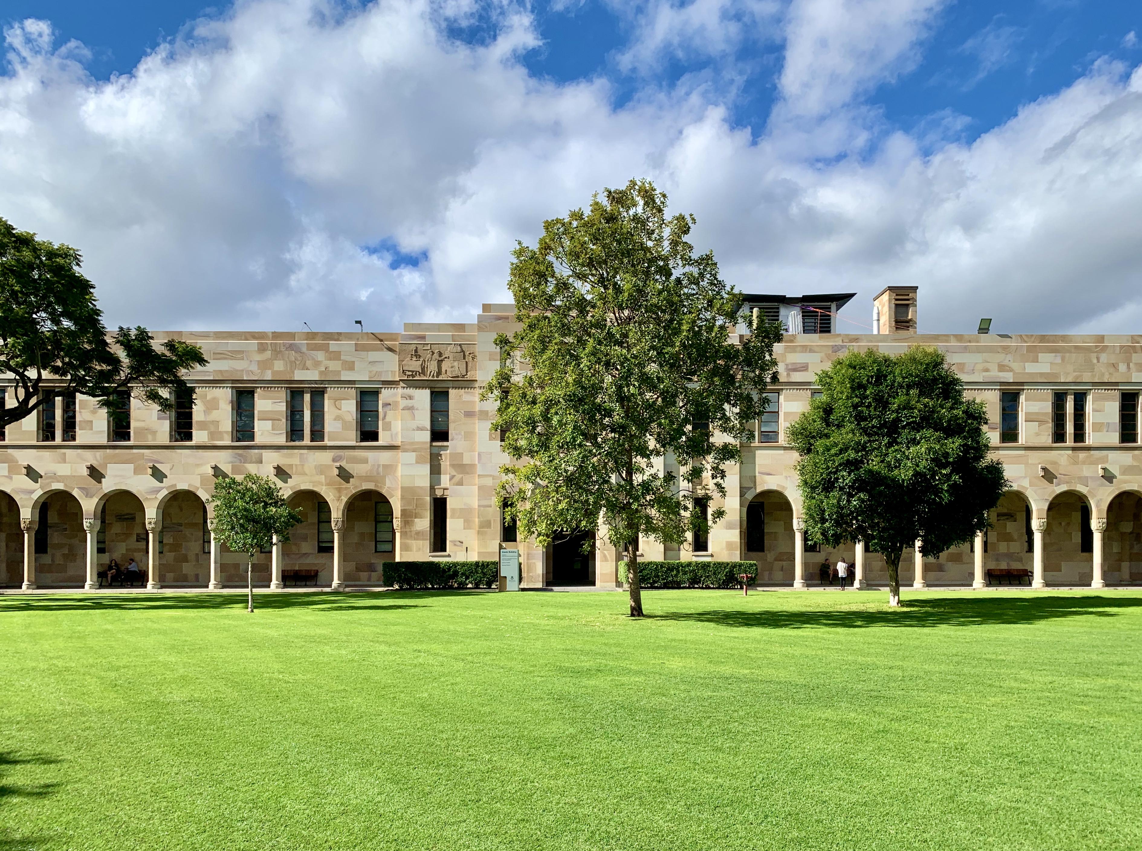 Great Court, University of Queensland - Wikipedia
