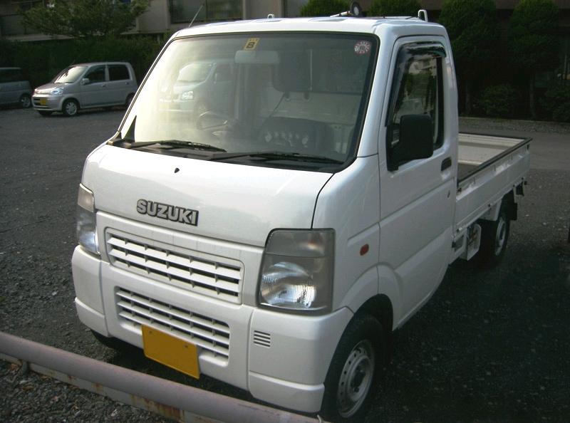 Suzuki Carry Wikipedia La Enciclopedia Libre