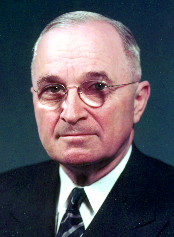 Photograph of Harry S. Truman