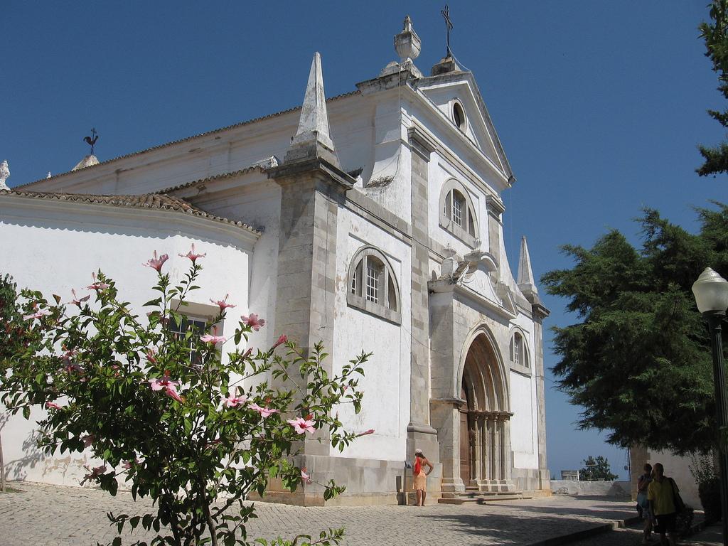 Kirken Santa Maria do Castelo i Tavira