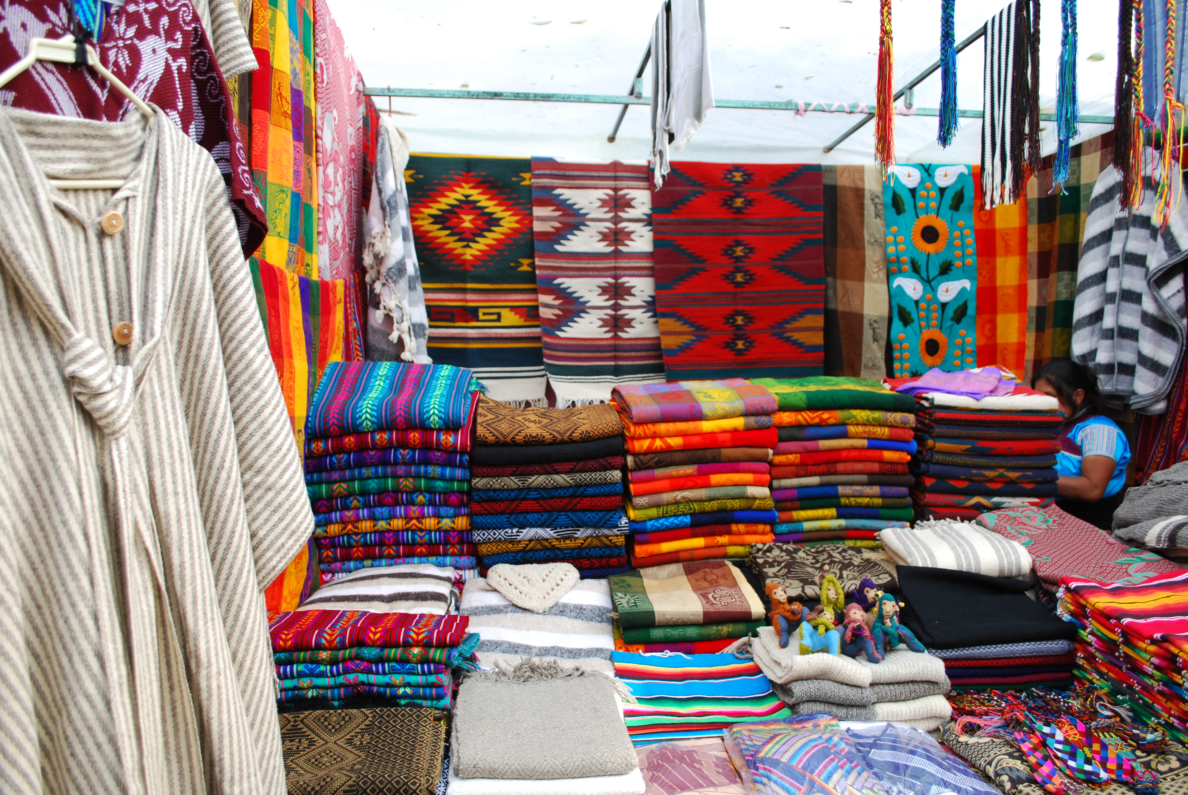 Guatemala thinglink for Arts and crafts industry