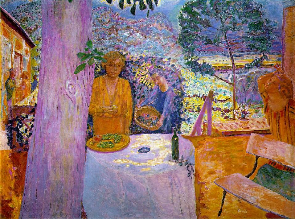 * une toile sur la toile * - Page 15 The-terrace-at-vernon-1939