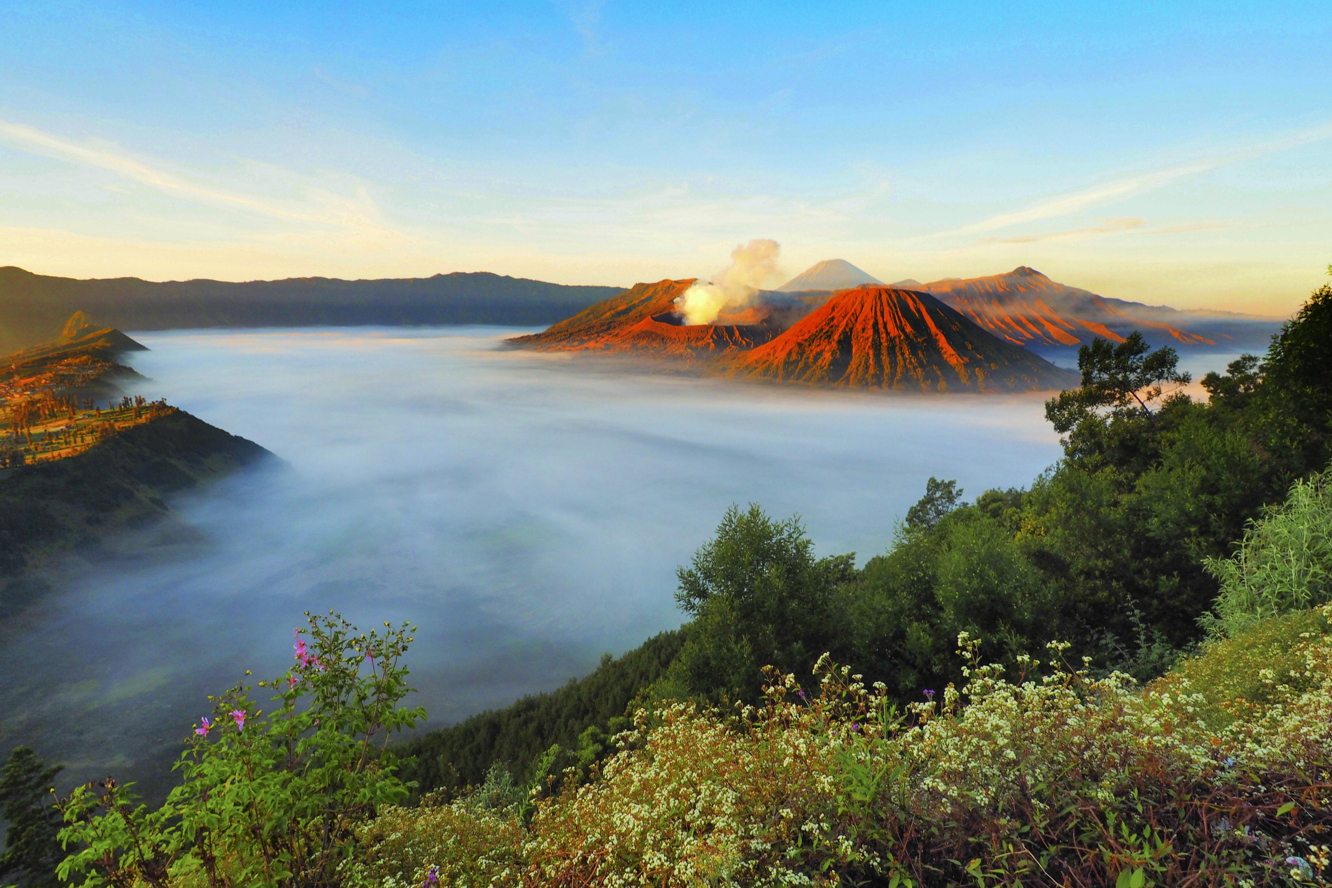 Taman Nasional Bromo Tengger Semeru Wikipedia Bahasa Indonesia Ensiklopedia Bebas