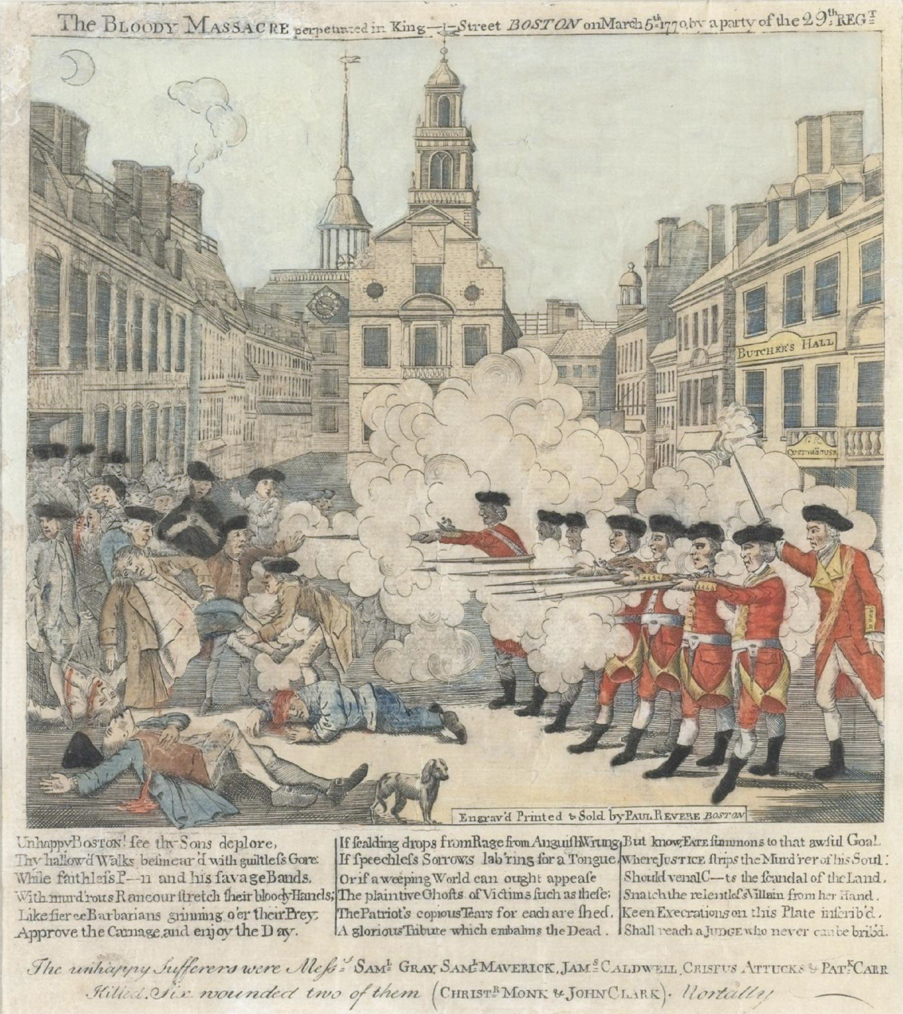 boston massacre propaganda essay This informative article on boston massacre: pamphlets and propaganda is an excellent resource for your essay or school project.