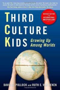 English: Cover of book Third Culture Kids: gro...