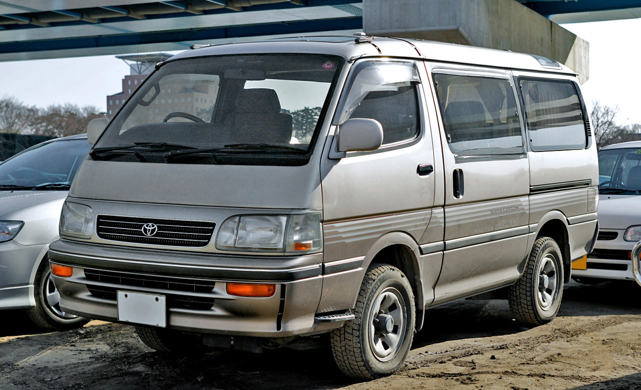 Toyota regiusace alternative in name only
