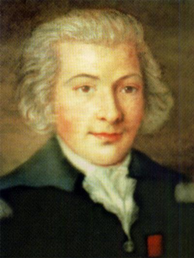 Jean-Baptiste Prevost de Sansac de Traversay