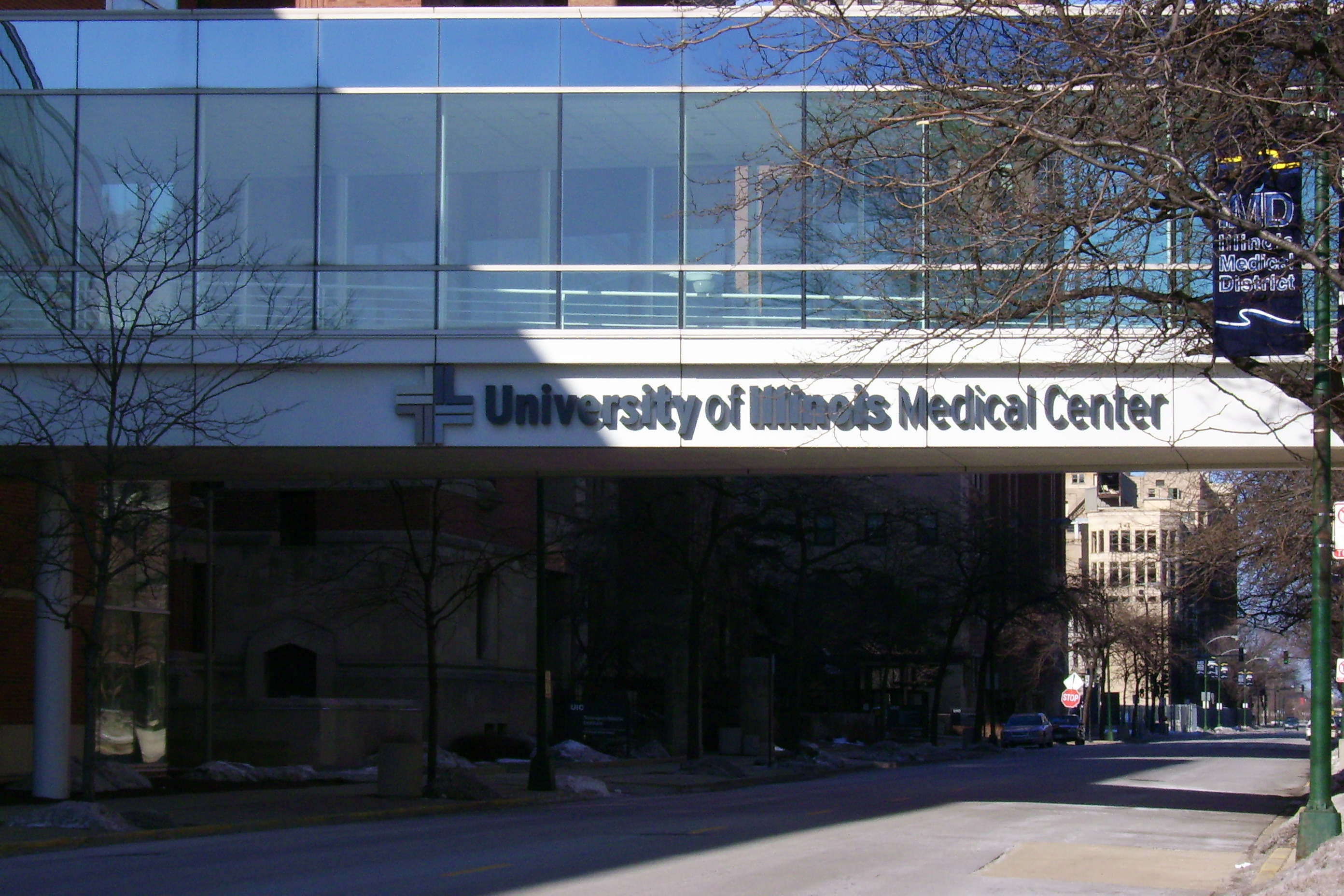 University of Illinois Hospital & Health Sciences System