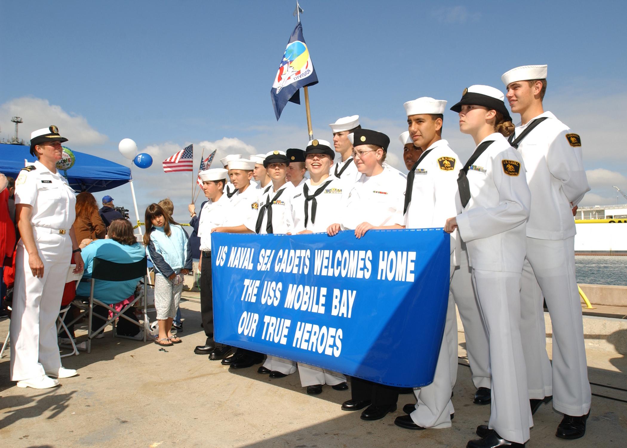 Us Navy Sea Pay Chart: US Navy 030425-N-5067K-002 Members of the Sea Cadet Corps ,Chart