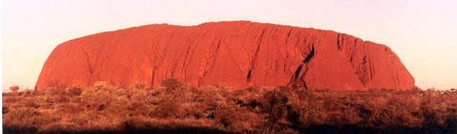 Les hauts lieux magiques du monde Uluru