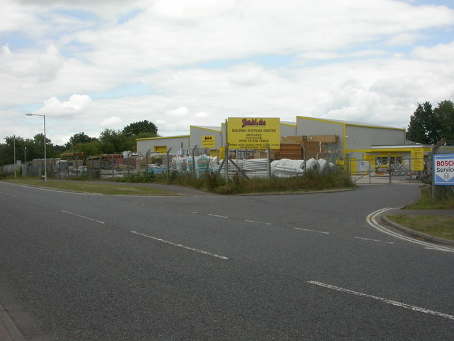 File:Verwood, builders' merchant - geograph.org.uk - 1362958.jpg