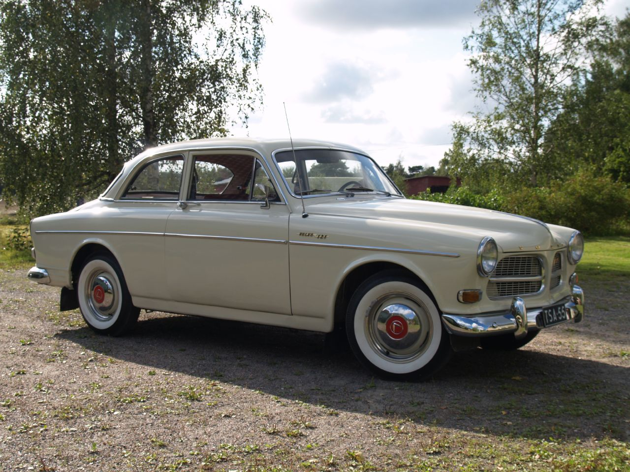 File Volvo Amazon 1964 Jpg Wikipedia
