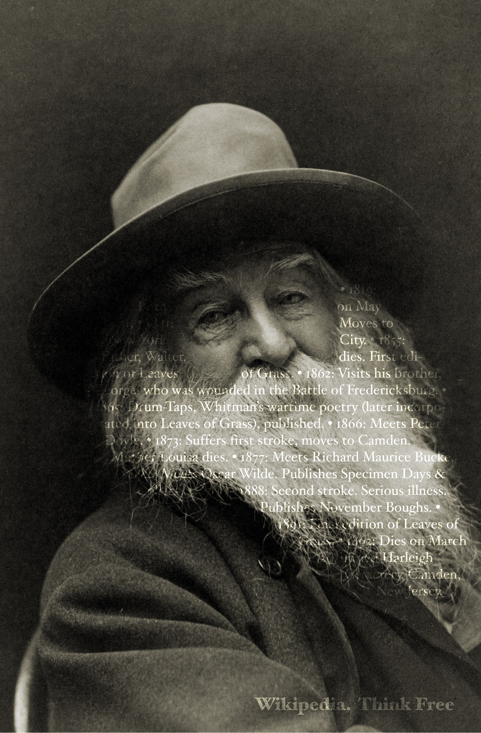 File:Walt Whitman poster.jpg - Wikimedia Commons