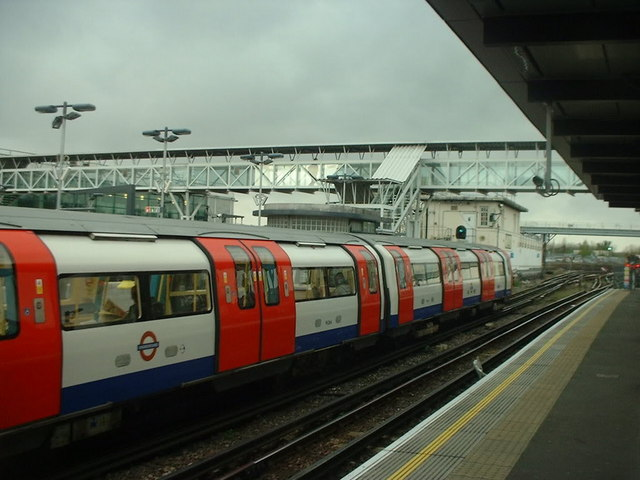 Wembley Park station - geograph.org.uk - 1423892