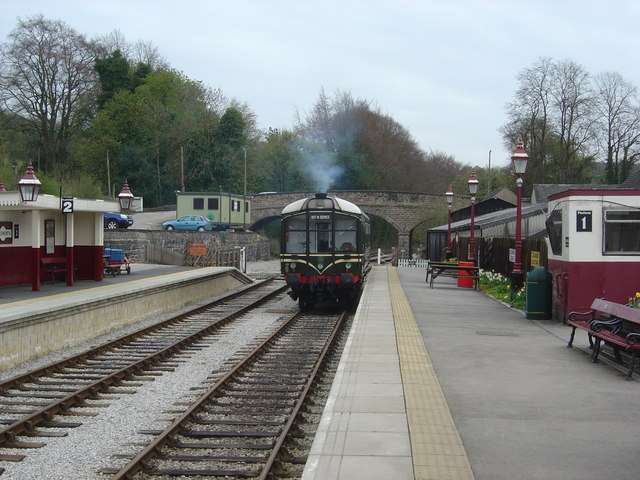 Wirksworth railway station