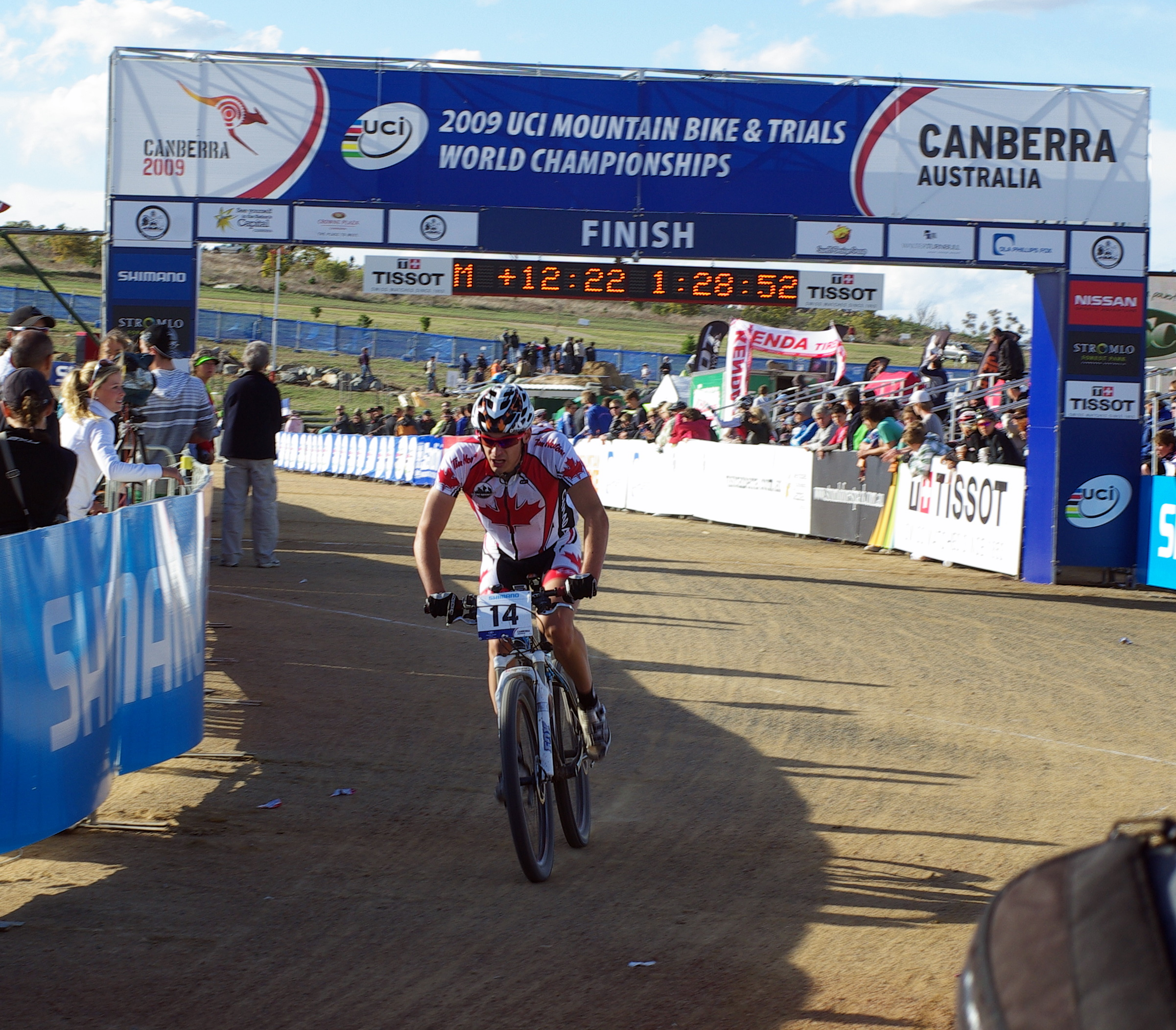 trial sykkel