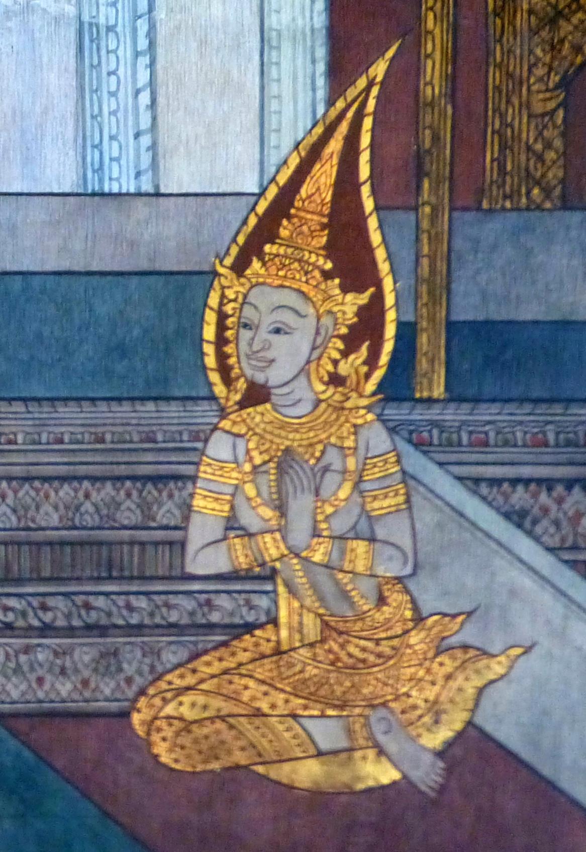 Yaśodharā - Wikipedia